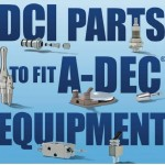 DCI Parts to fit A-Dec Equipment