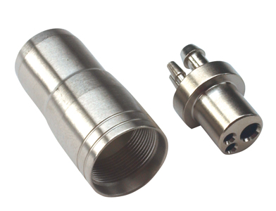 DRX3031 3-Hole Borden Connector & Nut ( Metal ) Ref 121T Image