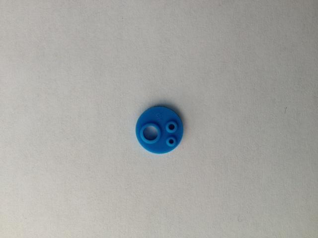 DRX3000 Autoclavable Handpiece Gaskets 3 Hole Borden Ref 0122 Image