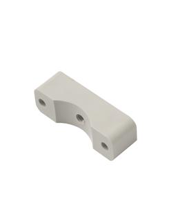 DRX11012 Standard Holder Bar Bracket - Single 1 Position Grey Ref 5929 Image