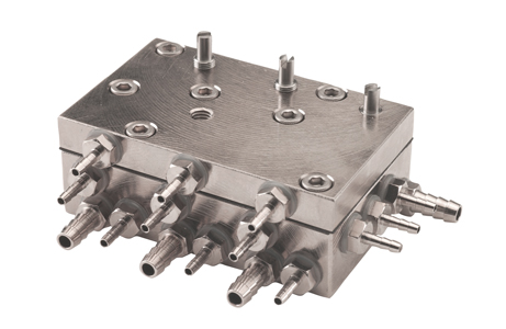 DRX3006 Automatic Control Block or Automatic HP Tri-Block - 3 Position Ref 4421 Image