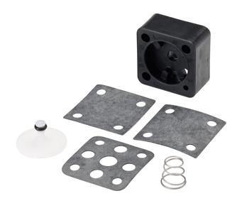 DRX12007 A-Dec Water Valve Repair Kit - Black Body Ref-9093 Image
