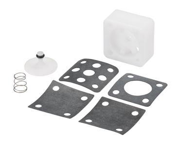 DRX12008 A-Dec Air Valve Repair Kit - White Body Ref 9105 Image